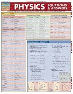 QuickStudy Reference Guide - Physics - Equations & Answers