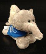 NCC Mini Stuffed Animal - Elephant