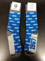 NCC Socks - 1967