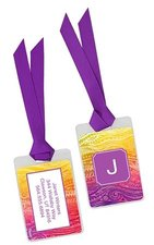 Paparte - Bag TagPersonalized Bag Tag - 2pcs
