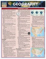 QuickStudy Reference Guide - Geography