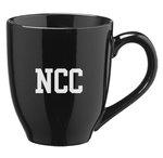 NCC Bistro Mug - Black