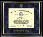 NCC Diploma Frame - Black