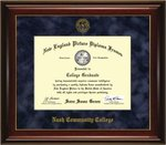 NCC Diploma Frame - Brown