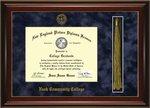 NCC Diploma Frame w/ Tassel - Brown