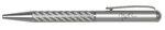 NCC Slim Carbon Pen - Silver