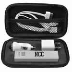 NCC Powerbank Gift Set - Silver