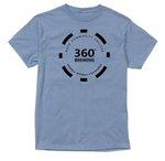NCC 360 Brewing T-Shirts - Sky Blue